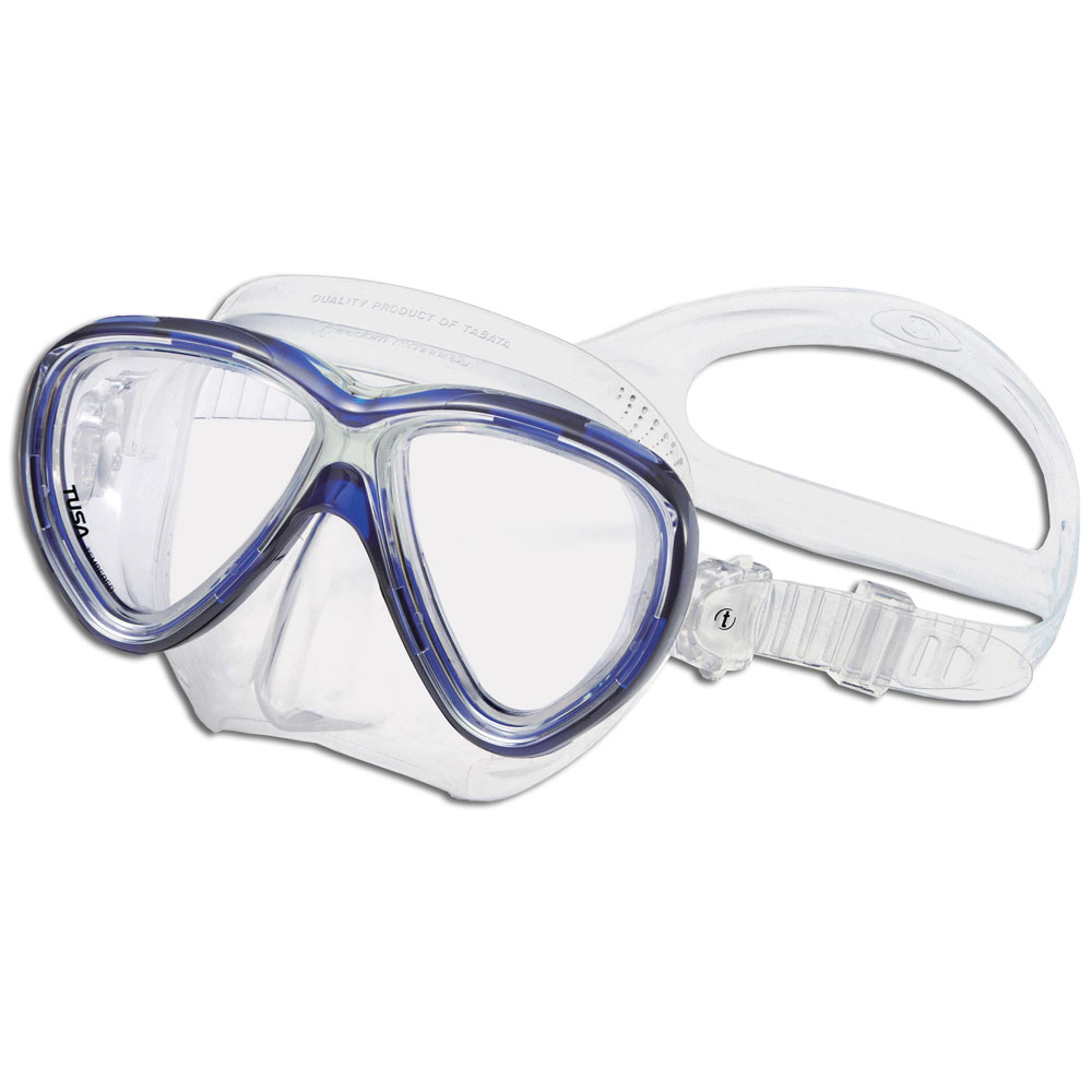 78bdd60666b Tusa Freedom One Mask - The Scuba Doctor Dive Shop