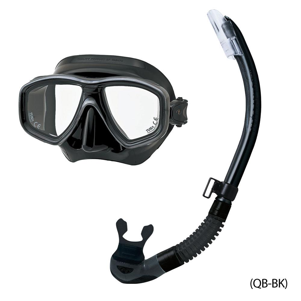 Tusa Platina Hyperdry II Scuba Diving Snorkel