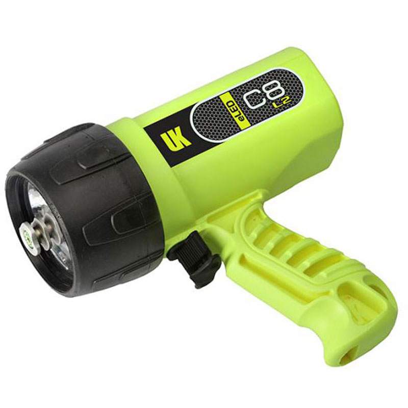 Underwater Kinetics C8 eLED L2 Primary Dive Light - 900LM