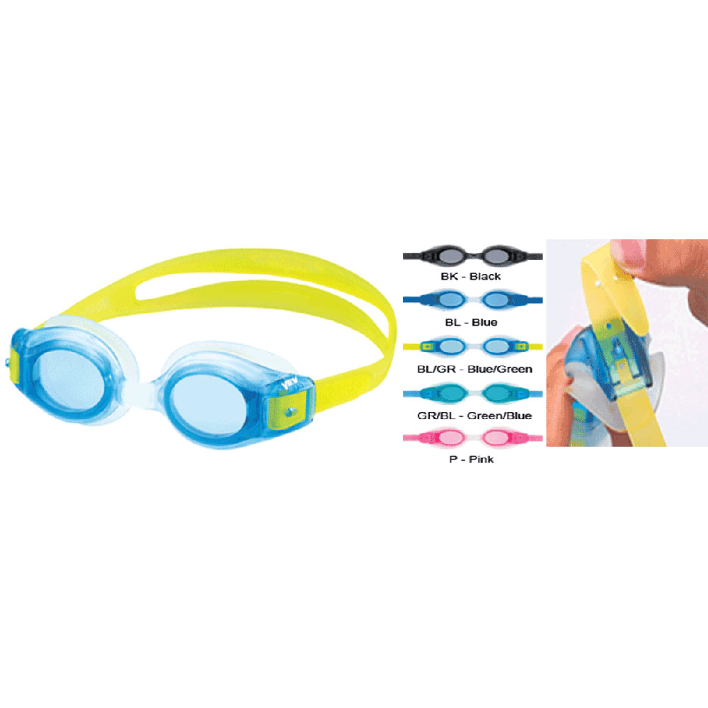 View Swim Imprex Jr Goggles (6-10 yrs)