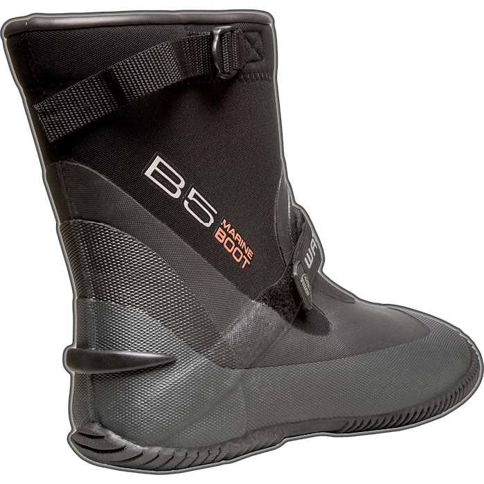 Waterproof B5 Marine Boots - 3.5mm